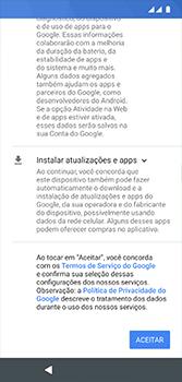 Motorola Moto G7 - Primeiros passos - Como ativar seu aparelho - Etapa 13