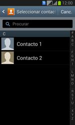 Samsung Galaxy Fresh Duos - Chamadas - Como bloquear chamadas de um número -  13