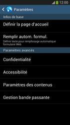 Samsung I9195 Galaxy S IV Mini LTE - Internet - Configuration manuelle - Étape 26