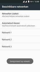 Crosscall Trekker M1 Core - Netwerk - Handmatig een netwerk selecteren - Stap 12