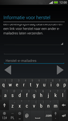 HTC One - Applicaties - Account aanmaken - Stap 15