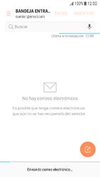 Samsung Galaxy J5 (2017) - E-mail - Escribir y enviar un correo electrónico - Paso 18