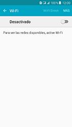Samsung Galaxy J3 (2016) DualSim (J320) - WiFi - Conectarse a una red WiFi - Paso 5