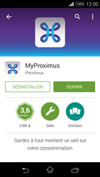 Sony D2203 Xperia E3 - Applications - MyProximus - Étape 10