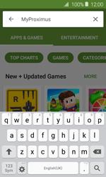 Samsung Galaxy J1 - Applications - MyProximus - Step 6
