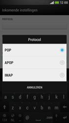 HTC Desire 601 - E-mail - Handmatig instellen - Stap 10