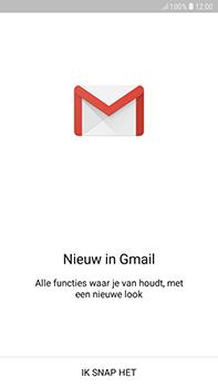 Samsung Galaxy J4 - E-mail - handmatig instellen (gmail) - Stap 5