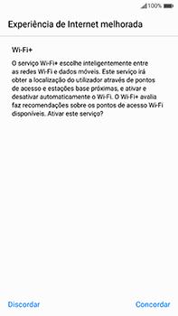Huawei Mate 9 - Primeiros passos - Como ligar o telemóvel pela primeira vez -  8