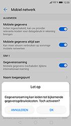 Huawei P9 Lite - Android Nougat - Internet - handmatig instellen - Stap 7