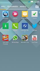 Alcatel OT-6012X Idol Mini - SMS - Configuration manuelle - Étape 3