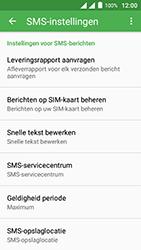 Alcatel Pixi 4 (5) 4G (5045X) - SMS - Handmatig instellen - Stap 7