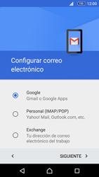 Sony Xperia M5 (E5603) - E-mail - Configurar Gmail - Paso 8