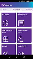 Huawei Y6 II Compact - Applications - MyProximus - Étape 12