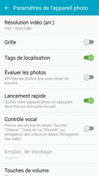 Samsung Galaxy A3 - A5 (2016) - Photos, vidéos, musique - Créer une vidéo - Étape 7
