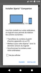 Sony Xperia XZ1 - Internet et connexion - Utiliser le mode modem par USB - Étape 7
