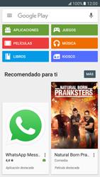 Samsung Galaxy S7 - Aplicaciones - Descargar aplicaciones - Paso 4