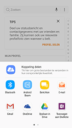 Samsung Galaxy A5 (2016) - Android Nougat - Contactgegevens overzetten - delen via Bluetooth - Stap 8