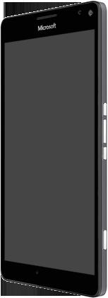 Microsoft Lumia 950 XL - Primeros pasos - Activar el equipo - Paso 2