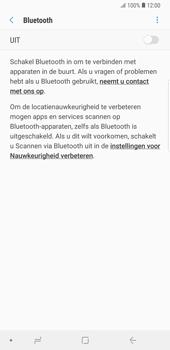 Samsung galaxy-note-9-sm-n960f - Bluetooth - Aanzetten - Stap 6