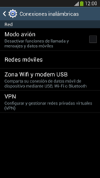 Samsung Galaxy S4 - Internet - Configurar Internet - Paso 5
