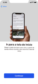 Apple iPhone XR - Primeiros passos - Como ativar seu aparelho - Etapa 31