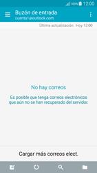Samsung A500FU Galaxy A5 - E-mail - Configurar Outlook.com - Paso 4