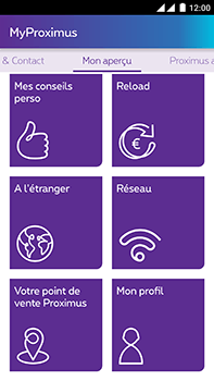 OnePlus 2 - Applications - MyProximus - Étape 18