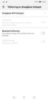 Huawei Mate 20 - Internet - Stel mobiele hotspot in - Stap 5