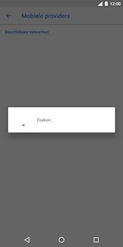 Nokia 7 Plus - Netwerk - Handmatig een netwerk selecteren - Stap 9