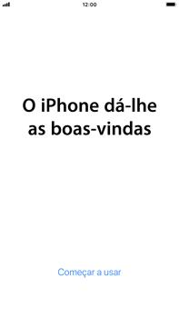 Apple iPhone 6s Plus - iOS 12 - Primeiros passos - Como ligar o telemóvel pela primeira vez -  31