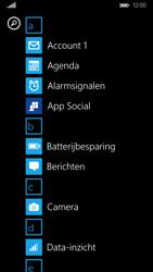Nokia Lumia 830 4G (Type RM-984) - SMS - Handmatig instellen - Stap 3