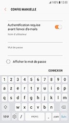 Samsung Galaxy Xcover 4 - E-mail - Configuration manuelle - Étape 13