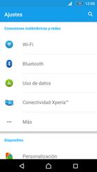 Sony Xperia M5 (E5603) - Mensajería - Configurar el equipo para mensajes multimedia - Paso 4
