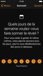 Apple iPhone SE - iOS 10 - iOS features - Coucher - Étape 6