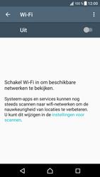 Sony Xperia XZ (F8331) - WiFi - Verbinden met een netwerk - Stap 5