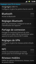 Sony MT27i Xperia Sola - MMS - Configuration manuelle - Étape 5