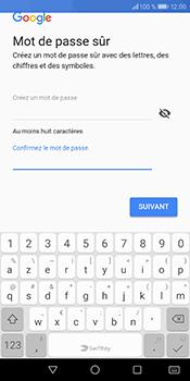Huawei P Smart - Applications - Créer un compte - Étape 13