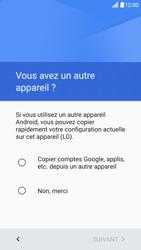 LG G5 - Premiers pas - Créer un compte - Étape 7