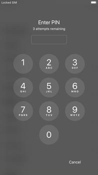 Apple iPhone 8 Plus - Premiers pas - Créer un compte - Étape 5