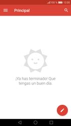 Huawei P9 Lite - E-mail - Configurar Gmail - Paso 16