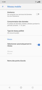 Nokia 7.1 - Internet et connexion - Activer la 4G - Étape 9