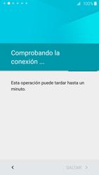 Samsung Galaxy S6 - Primeros pasos - Activar el equipo - Paso 9