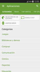 Samsung Galaxy A3 - Aplicaciones - Descargar aplicaciones - Paso 6