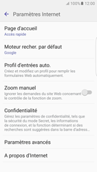 Samsung Galaxy S6 Edge - Android M - Internet - Configuration manuelle - Étape 22