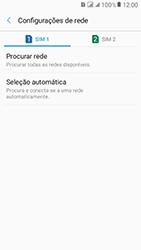 Samsung Galaxy J2 Prime - Rede móvel - Como selecionar o tipo de rede adequada - Etapa 8