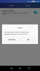 Huawei Y6 - Internet - handmatig instellen - Stap 8