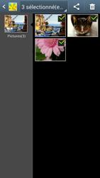 Samsung Galaxy Note 2 - Photos, vidéos, musique - Envoyer une photo via Bluetooth - Étape 9