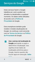 Samsung Galaxy J5 - Primeiros passos - Como ativar seu aparelho - Etapa 14