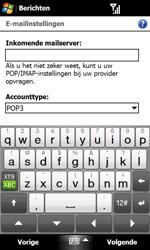 HTC T5353 Touch Diamond II - E-mail - Handmatig instellen - Stap 11