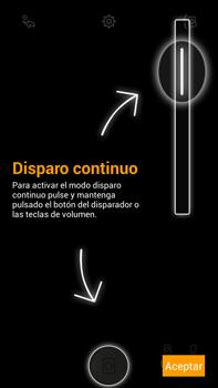 Alcatel Pop C9 - Funciones básicas - Uso de la camára - Paso 4
